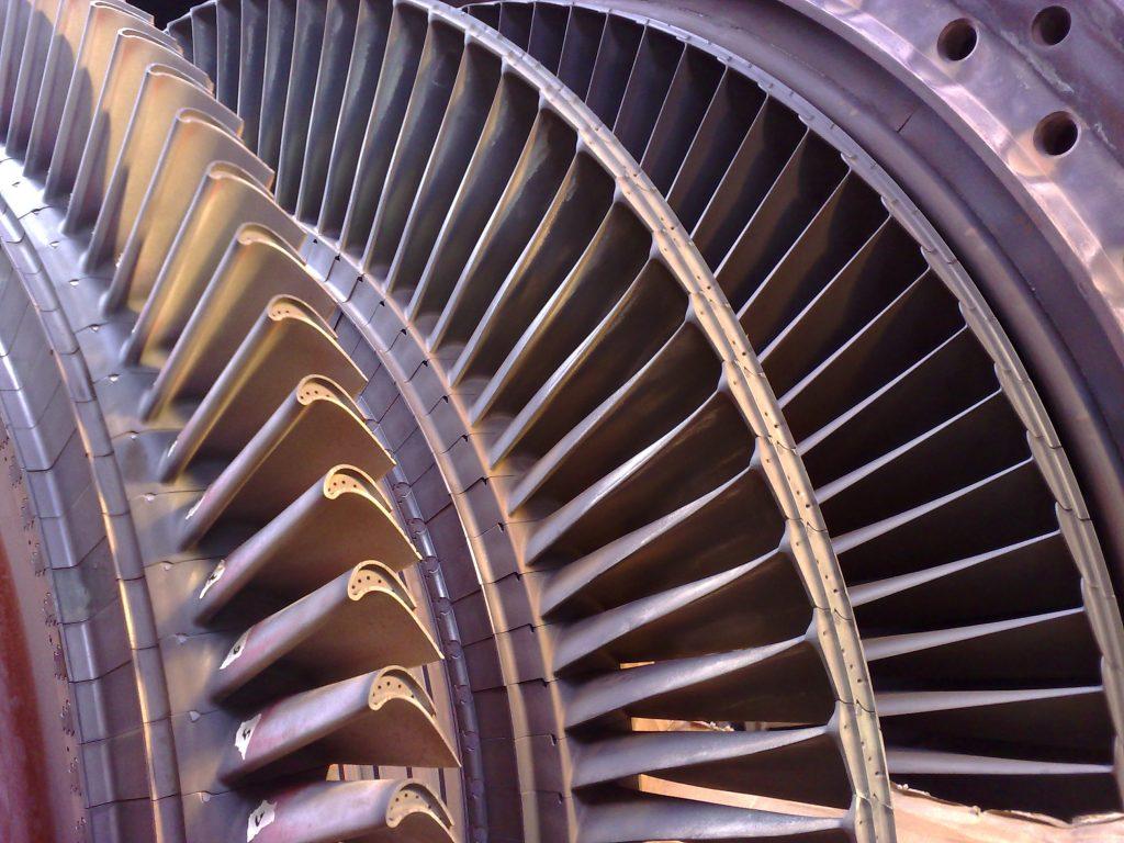 Gas Turbine Engine blades