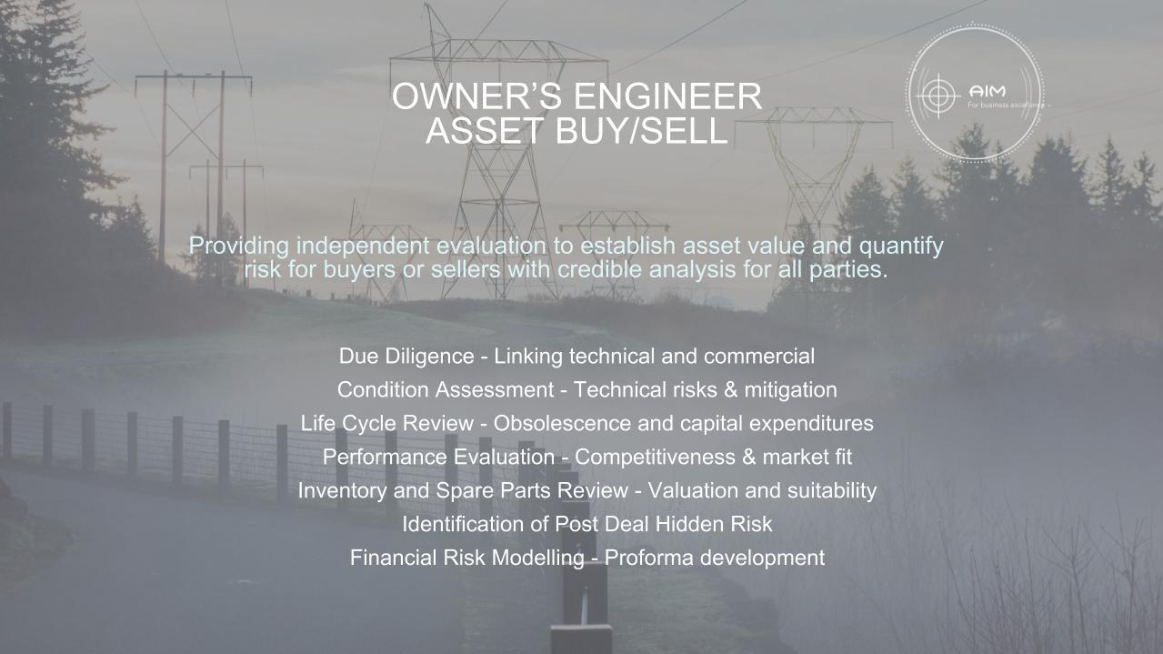 Asset buy / Sell