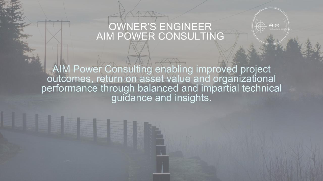 Owners Engineering Services